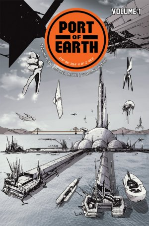 Port Of Earth édition TPB softcover (souple)