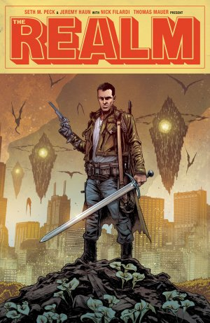 The Realm édition TPB softcover (souple)