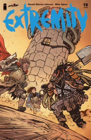 Extremity # 12 Issues (2017 - 2018)