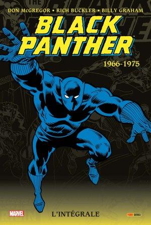 Black Panther édition TPB Hardcover - L'Intégrale