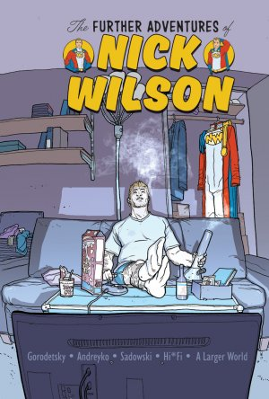 The Further Adventures Of Nick Wilson édition Issues (2018)