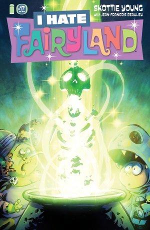 I Hate Fairyland # 17 Issues V1 (2015 - 2018)