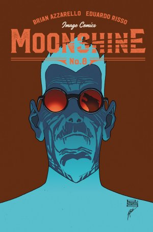 Moonshine # 8 Issues (2016 - Ongoing)