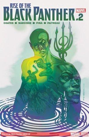 Black Panther - Le Sacre de La Panthère Noire # 2 Issues (2018)
