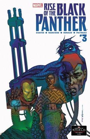 Black Panther - Le Sacre de La Panthère Noire # 3 Issues (2018)
