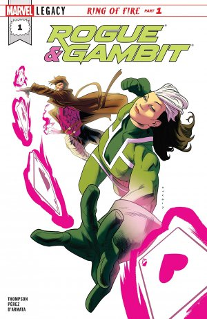 X-Men - Malicia & Gambit édition Issues (2018)