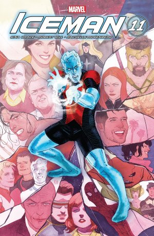 Marvel Heroes # 11 Issues V3 (2017 - 2018)