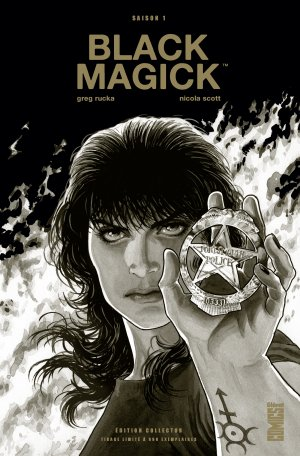 Black Magick édition TPB Hardcover - Édition Collector