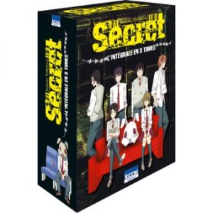 Secret édition Coffret