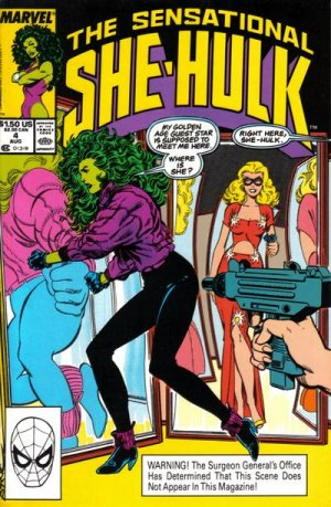 The Sensational She-Hulk # 4 Issues (1989 - 1994)