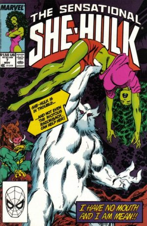 The Sensational She-Hulk # 7 Issues (1989 - 1994)