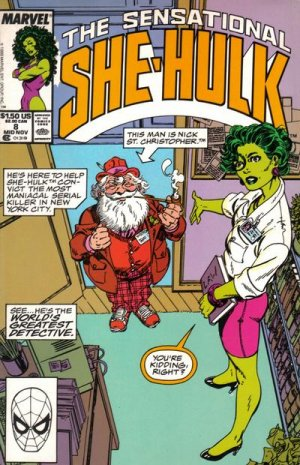 The Sensational She-Hulk # 8 Issues (1989 - 1994)