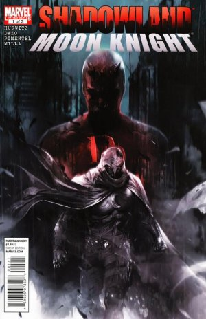 Shadowland - Moon Knight édition Issues (2010)
