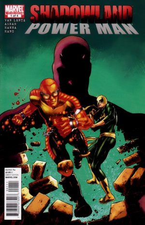Shadowland - Power Man édition Issues (2010)