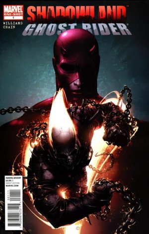 Shadowland - Ghost Rider # 1 Issue (2010)