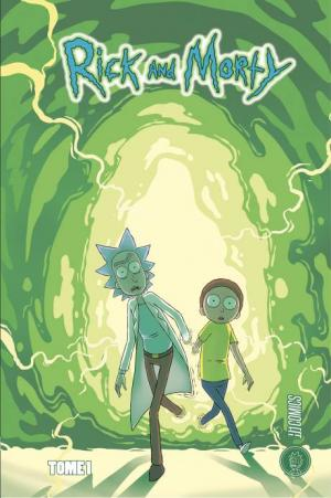 Rick et Morty édition TPB hardcover (cartonnée)