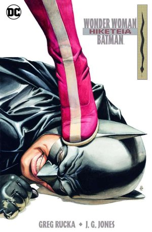 Wonder Woman - Hiketeia édition Softcover (souple)