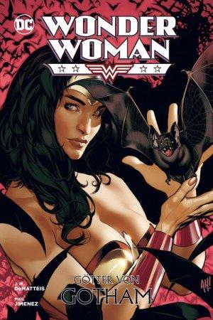 Wonder Woman - Gods of Gotham édition Hardcover (cartonnée)