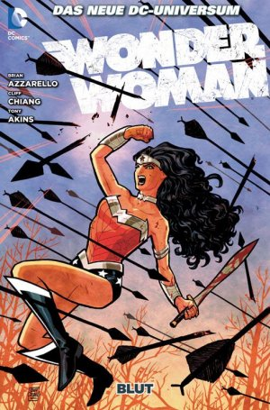Wonder Woman édition TPB softcover (souple) - Issues V4 - New 52