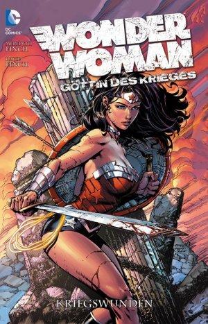Wonder Woman - Déesse de la Guerre édition TPB softcover (souple) - Issues V4 - New 52
