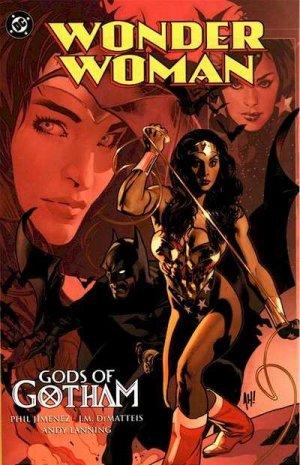 Wonder Woman - Gods of Gotham édition TPB softcover (souple)