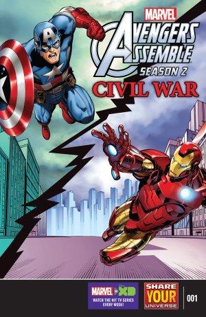 Marvel Universe Avengers Assemble - Civil War édition Issues V1 (2016)