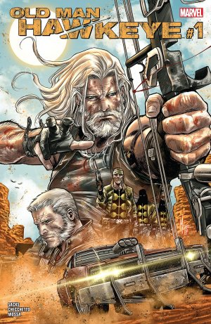 Old Man Hawkeye édition Issues (2018)