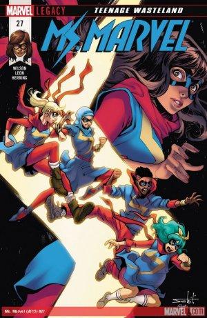Ms. Marvel # 27 Issues V4 (2015 - 2019)