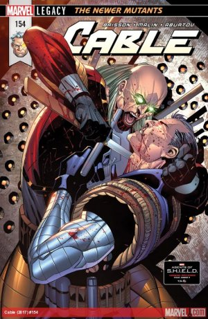 Cable # 154 Issues V3 (2017 - 2018)