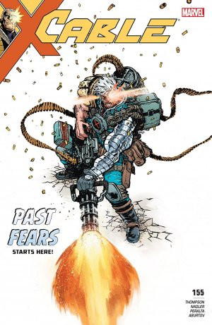 Cable # 155 Issues V3 (2017 - 2018)