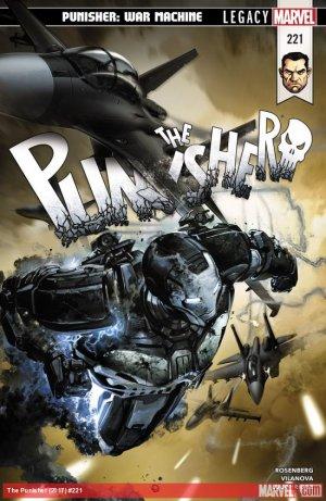 Punisher # 221 Issues V11 (2016 - 2018)
