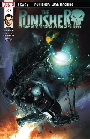 Punisher # 222 Issues V11 (2016 - 2018)