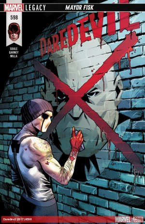 Daredevil # 598 Issues V1 Suite (2018 - Ongoing)