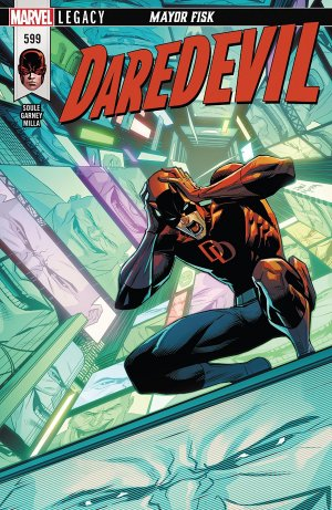 Daredevil # 599 Issues V1 Suite (2018 - Ongoing)