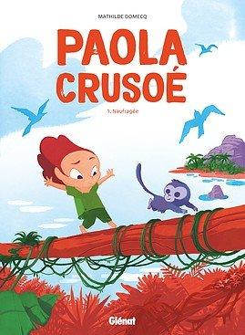 Paola Crusoé édition Réédition 2018