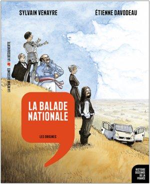 Histoire dessinée de la France # 1