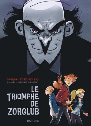 Les aventures de Spirou et Fantasio T.6