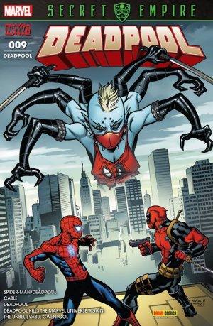 Spider-Man / Deadpool # 9 Kiosque V5 (2017 - 2018)