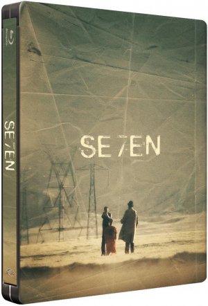 Seven édition Steelbook