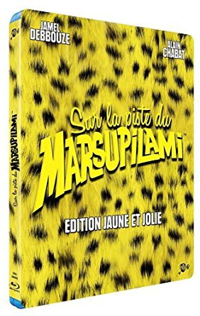 Sur la piste du Marsupilami édition Combo