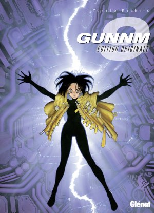 Gunnm 9 Edition originale