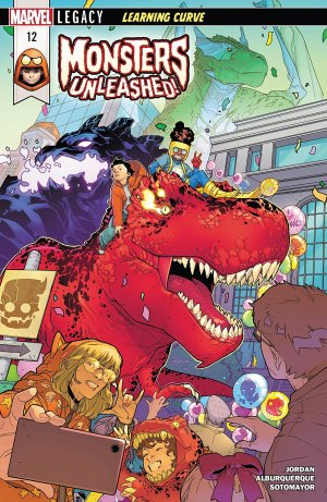 Monsters Unleashed # 12 Issues V3 (2017 - 2018)