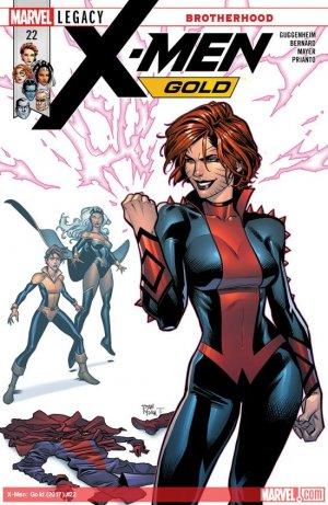 X-Men - Gold # 22 Issues V2 (2017 - 2018)