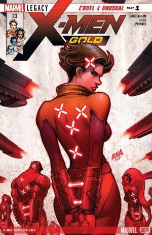 X-Men - Gold # 23 Issues V2 (2017 - 2018)
