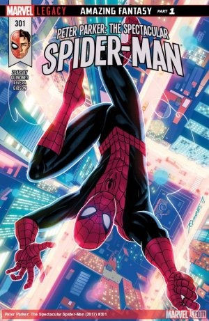 Peter Parker - The Spectacular Spider-Man # 301