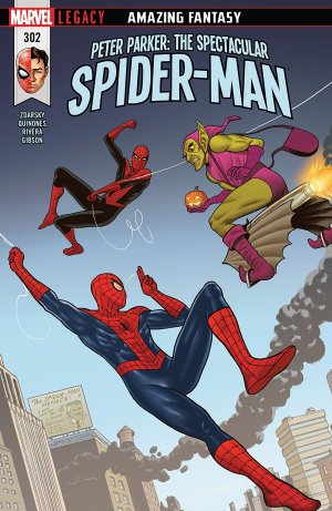 Peter Parker - The Spectacular Spider-Man # 302