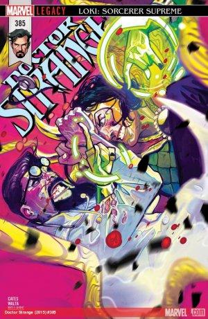 Docteur Strange # 385 Issues V1 Suite (2017 - 2018)