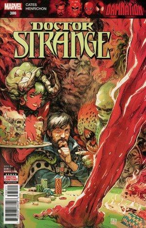 Docteur Strange # 386 Issues V1 Suite (2017 - 2018)