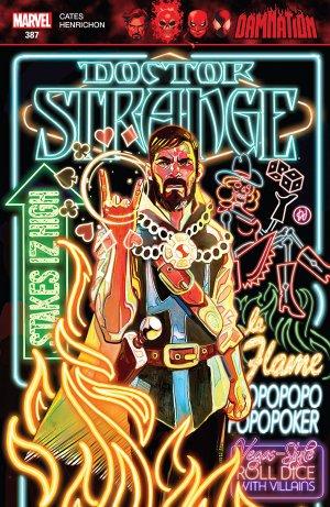 Docteur Strange # 387 Issues V1 Suite (2017 - 2018)