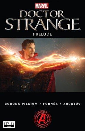 Marvel cinématique - Dr Strange # 1 Issues (2016)